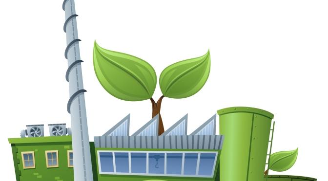 อุตสาหกรรมสีเขียว (Green Industry)