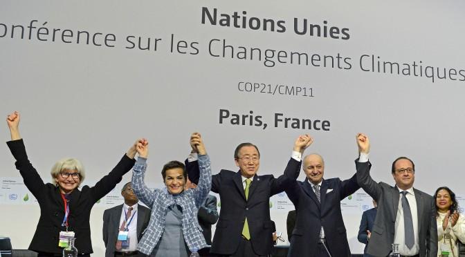 """ถอดความหมาย """"ความตกลงปารีส (Paris Agreement)"""""""