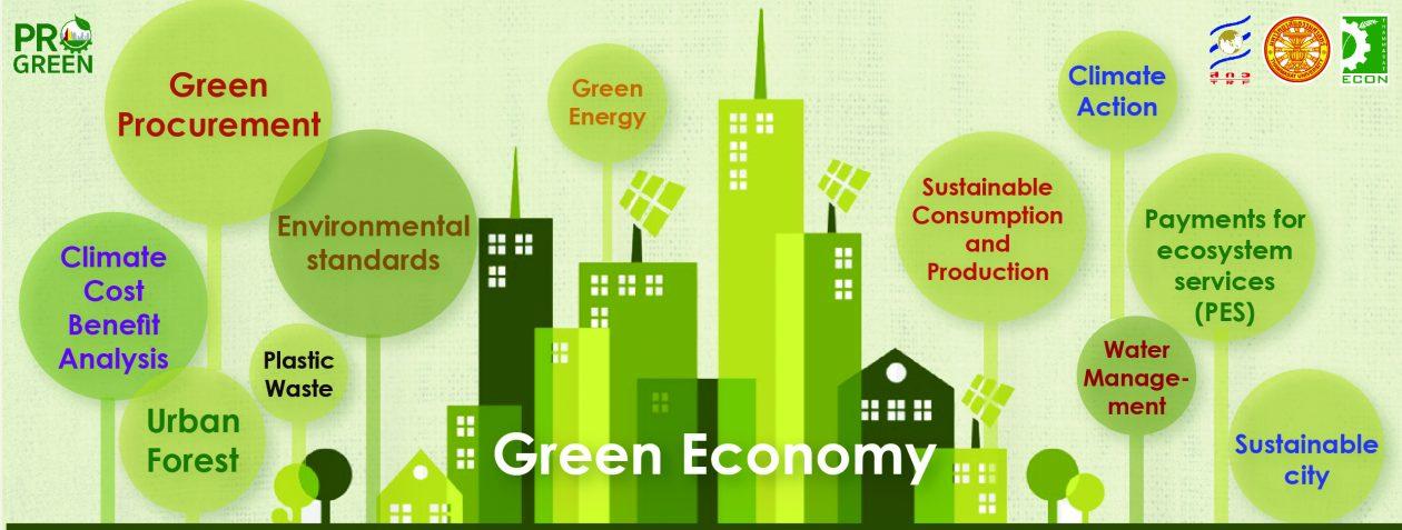 ศูนย์วิจัยนโยบายด้านเศรษฐกิจสีเขียว